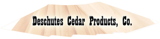 Cedar Shakes, Shingles, and Roofing – Deschutes Trading and Cedar Products
